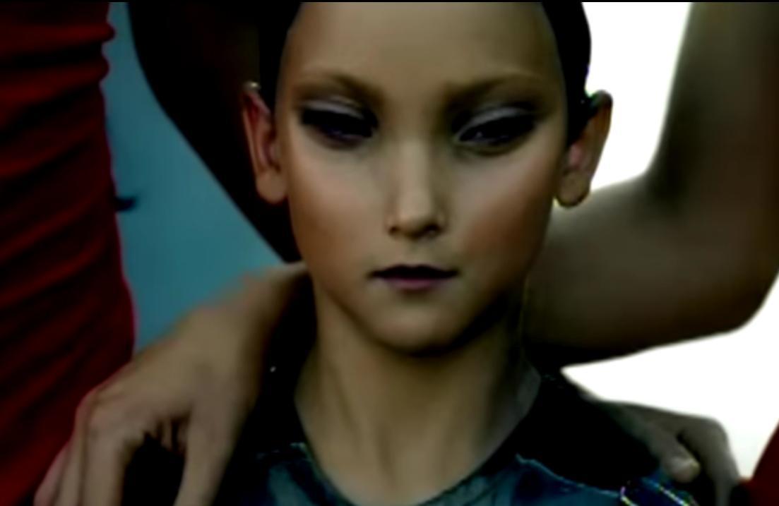 extraterrestre hybride humain